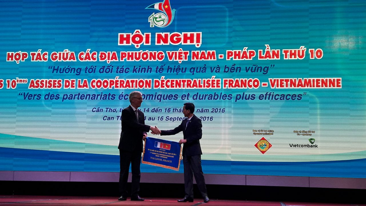 Rencontre franco vietnamienne en orl